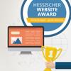 Siegerbroschüre des Hessischen Website Awards 2015