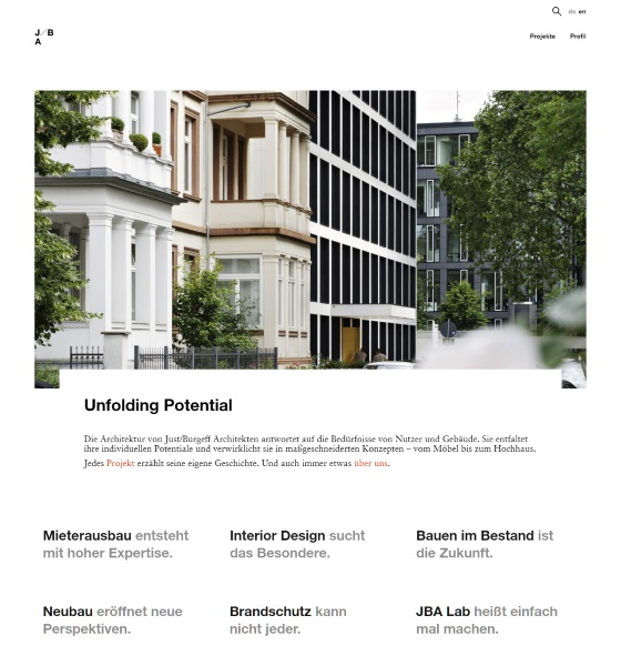 Just/Burgeff Architekten