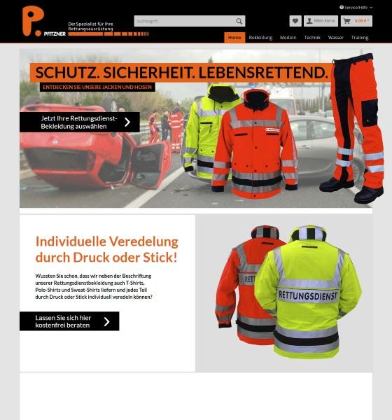 PFITZNER Rettungsausrüstung GmbH